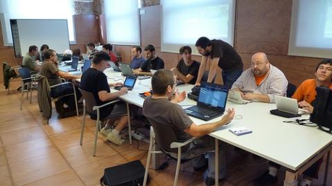 Ubuntu.cat @ Citilab